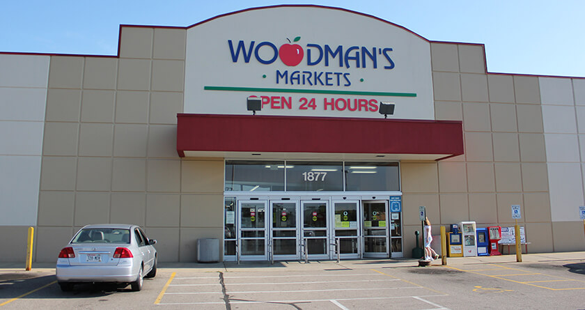 Welcome to Woodman 's, Beloit, WI
