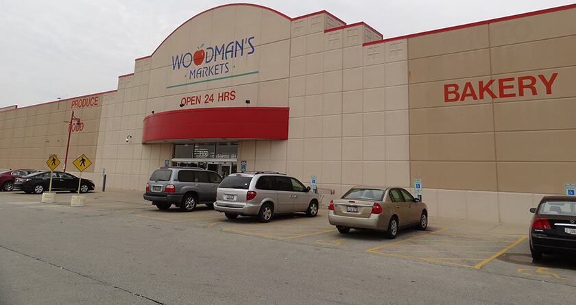 Welcome to Woodman 's, Carpentersville, IL