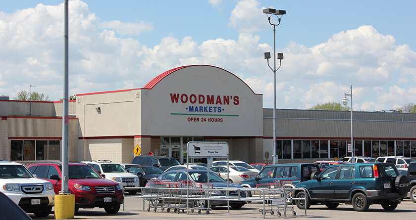 Welcome to Woodman 's, Madison (East), WI