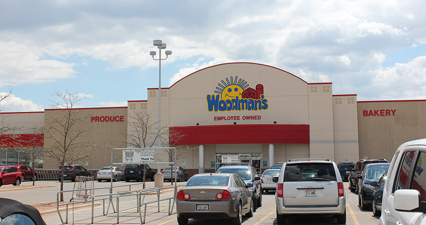 Welcome to Woodman 's, Madison (West), WI