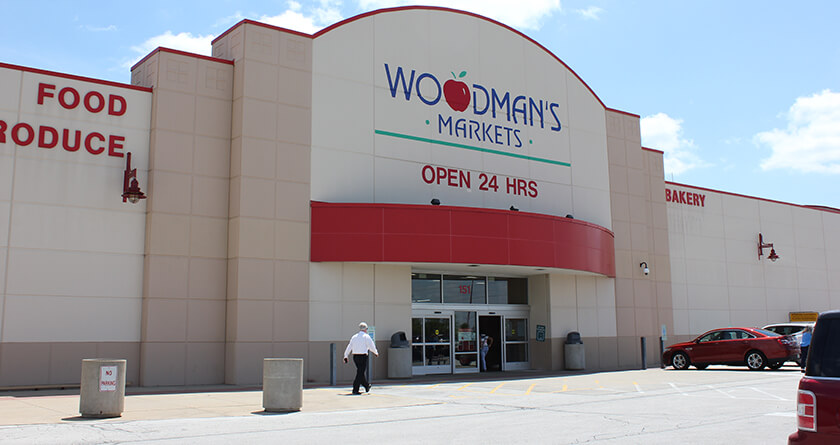 Welcome to Woodman 's, North Aurora, IL