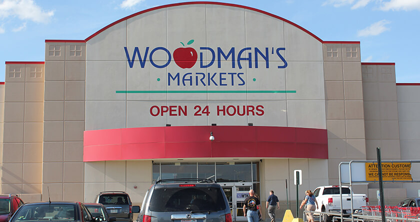 Welcome to Woodman 's, Oak Creek, WI