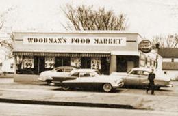 The Original Woodman's Store
