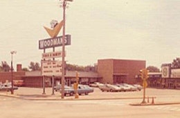 The Second Woodman's Store