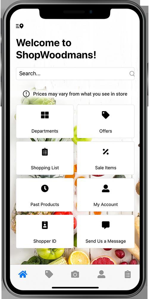 Woodman S Market App