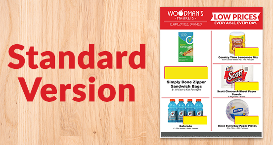 Woodmans coupons