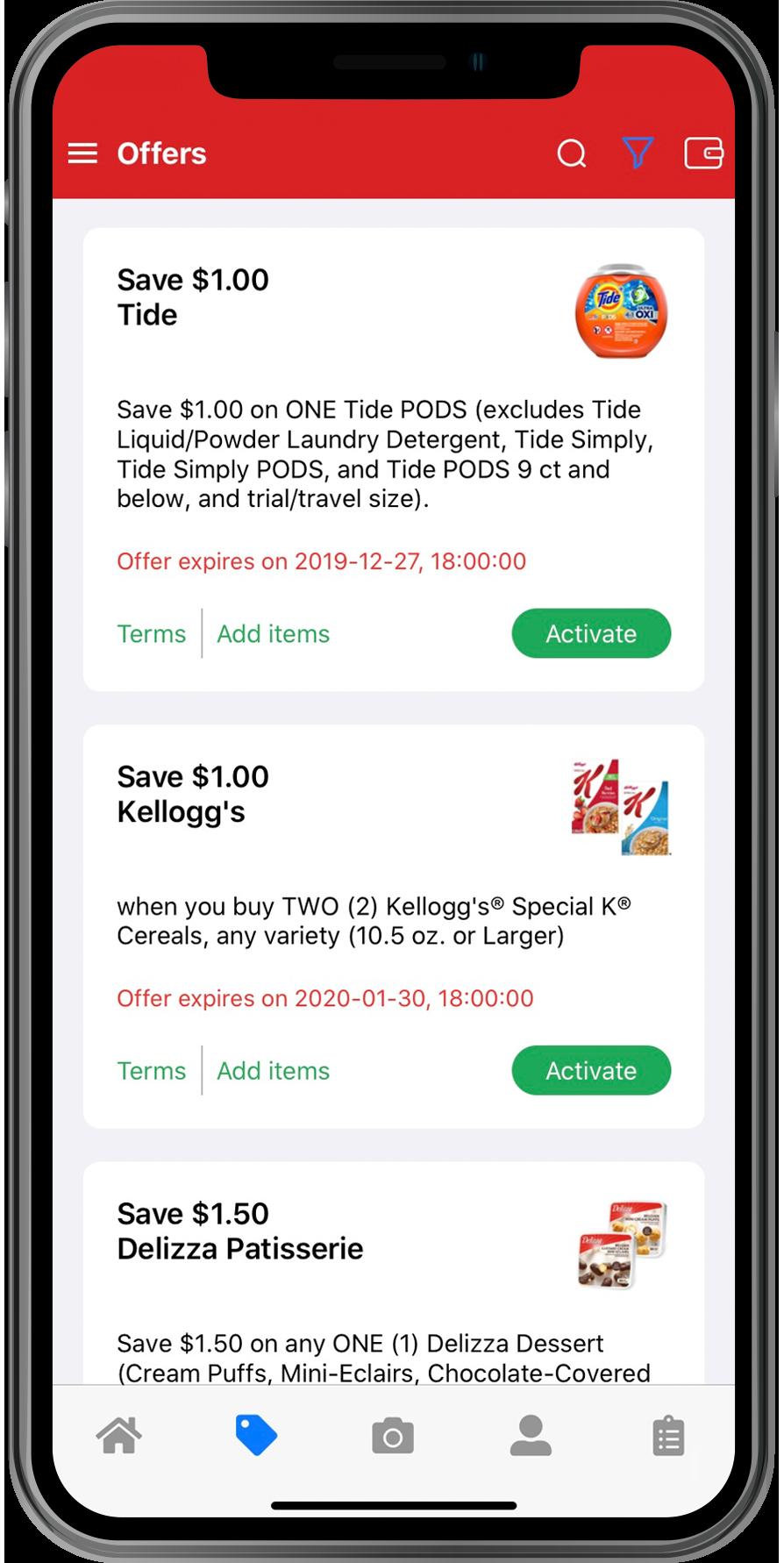 Woodman S Market Digital Coupons